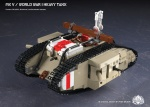 Mk V - World War I Heavy Tank