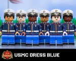USMC Dress Blue Uniform