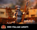 WWI Italian Arditi