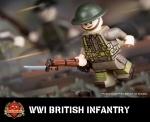 WWI British Infantry V2