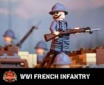 WWI French Infantry V2