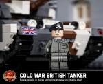 Cold War British Tanker