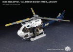 H125 Helicopter - California Highway Patrol Aircraft