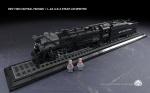 New York Central Mohawk - L-2a 4-8-2 Steam Locomotive