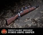 Perfect Caliber™ BrickArms® M1903 USMC Sniper