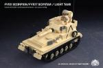FV101 Scorpion/FV107 Scimitar – Light Tank