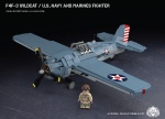 F4F-3 Wildcat - U.S. Navy and Marines Fighter
