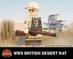 WWII British Desert Rat V2